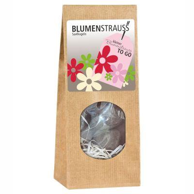 Kleiner Blumenstrauß to go, Inhalt 3 Saatkugel