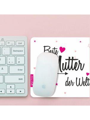"""Mousepad """"Beste Mutter der Welt"""""""