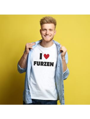 "T-Shirt ""I ♥ Furzen"""
