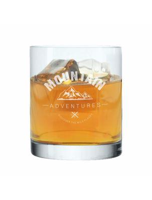 """Whiskyglas """"Mountain Adventures"""""""
