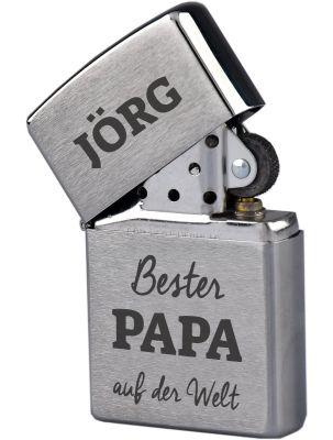 "Zippo ""Bester Papa"""