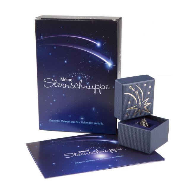 Meine Sternschnuppe mit Geschenkbox & Grußkarte
