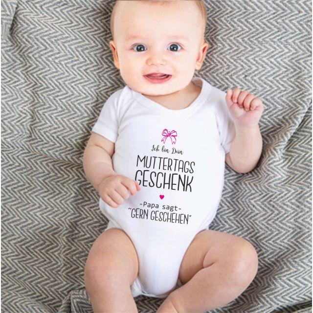 """Baby Body """"Ich bin Dein Muttertags Geschenk"""""""
