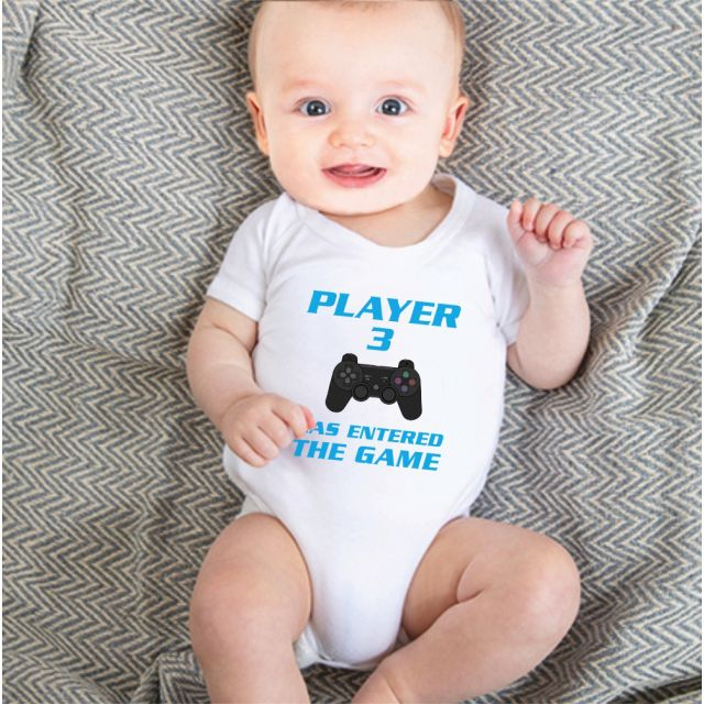 """Babybody """"Player 3 has entered the Game"""""""