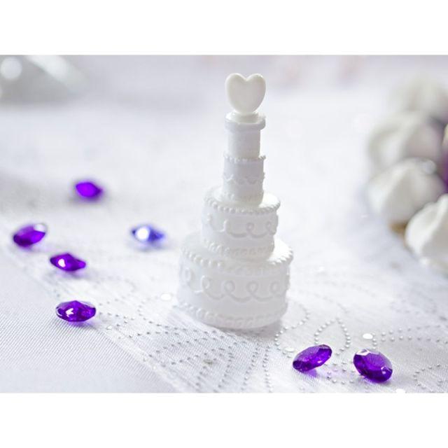 Seifenblasen Hochzeitstorte (12 Stück)